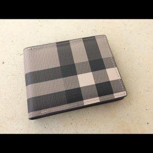 Other - Men's Wallet  bi fold purse card holder brown